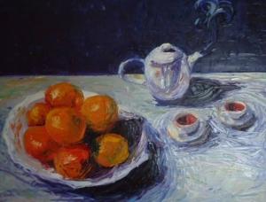 Tea & Oranges 2